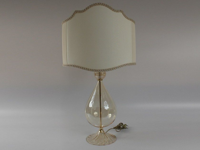 Handmade blown glass table lamp 1003 | Blown glass table lamp - Ipsilon PARALUMI