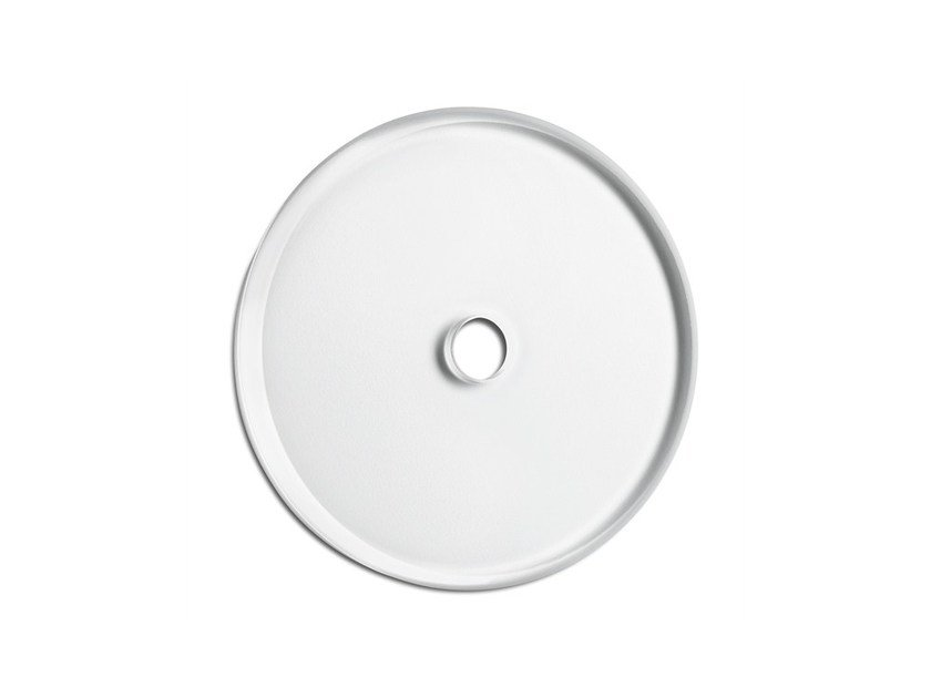 Glass wall plate 100608 | Single covering rotary switch by THPG