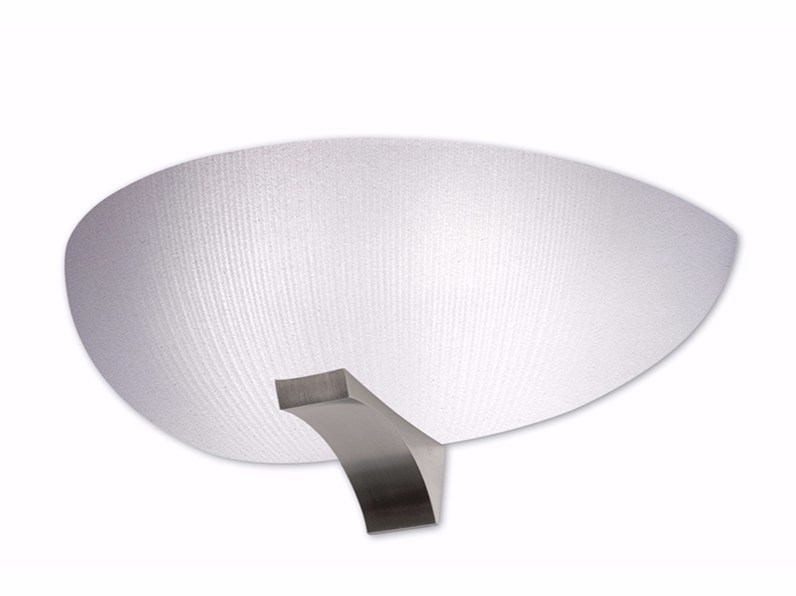 Direct light glass wall light 1060 | Wall light - Jean Perzel