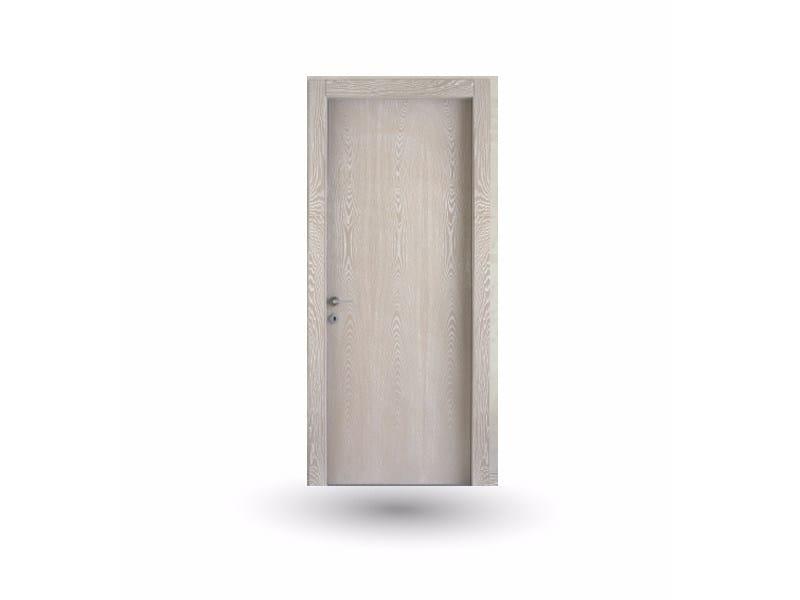 Hinged wooden door IMAGO 11 FRASSINO DECAPÈ TORTORA - GD DORIGO