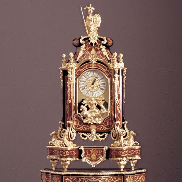 Table-top wooden clock 1240   Clock - Rozzoni Mobili d'Arte