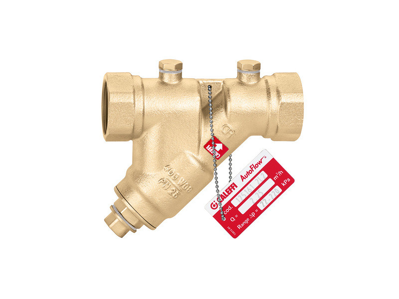 Accessory for distribution network and channel 125 AUTOFLOW® - CALEFFI