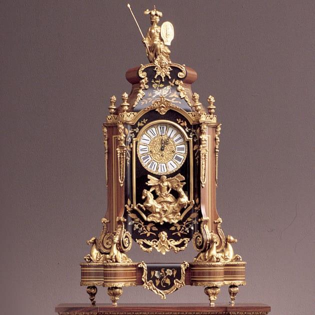 Table-top wooden clock 1250 | Clock - Rozzoni Mobili d'Arte