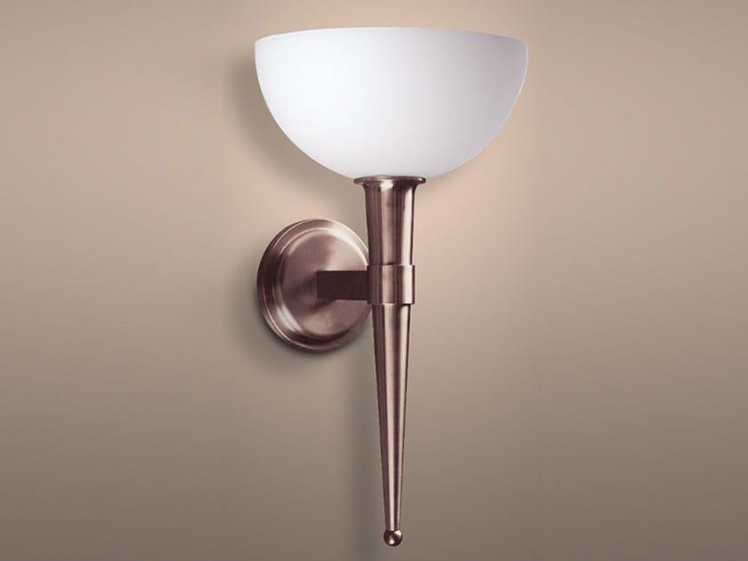 Direct light handmade metal wall light 1260 | Wall light - Jean Perzel