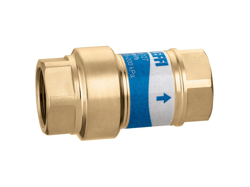 Accessory for distribution network and channel 127 AUTOFLOW® - CALEFFI
