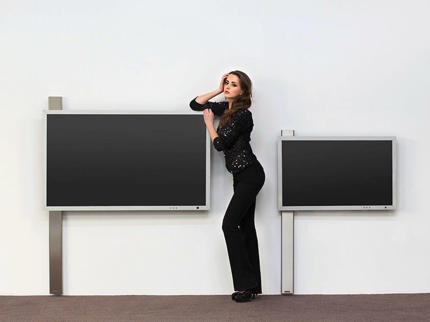 Adjustable TV cabinet 128 | Adjustable TV cabinet by Wissmann raumobjekte