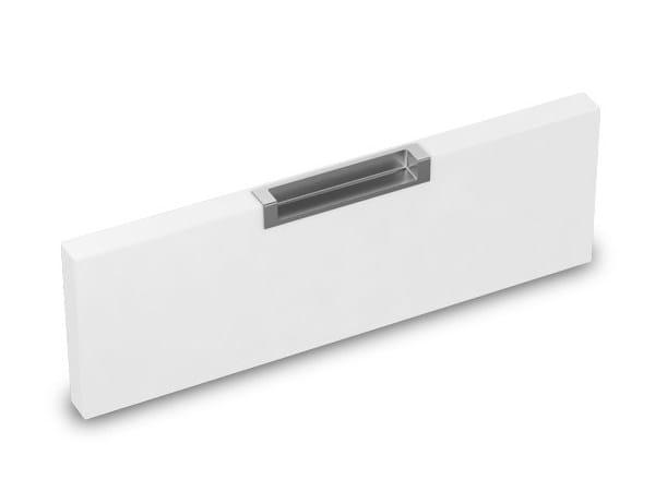 Maniglia per mobili in stile moderno ad incasso 12823 | Maniglia per mobili - Cosma