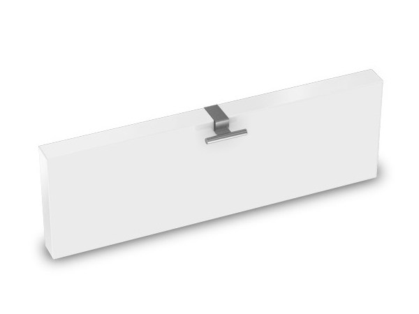 Contemporary style Recessed Furniture Handle 12831 | Furniture Handle - Cosma