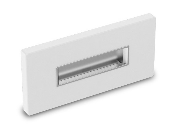 Contemporary style Recessed Furniture Handle 12859 | Furniture Handle - Cosma
