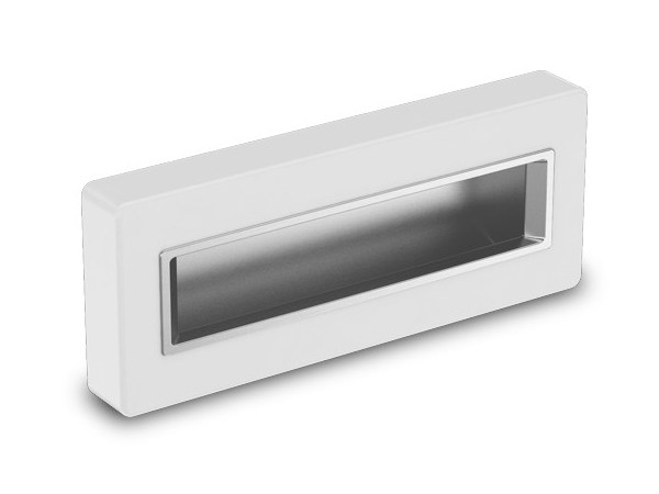 Contemporary style Recessed Furniture Handle 12868 | Furniture Handle by Cosma