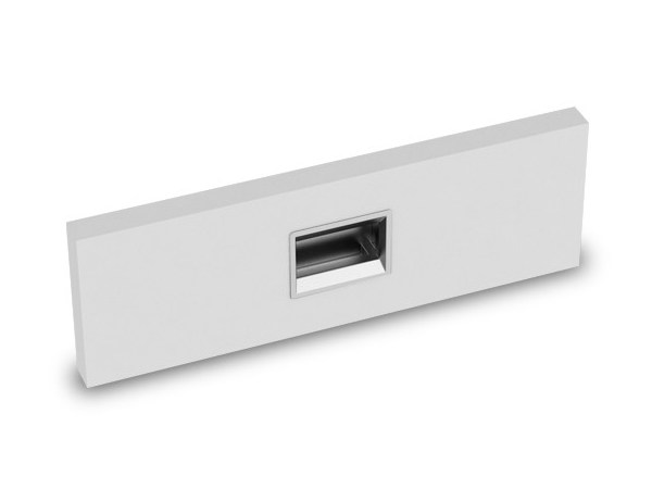 Contemporary style Recessed Furniture Handle 12916 | Furniture Handle - Cosma