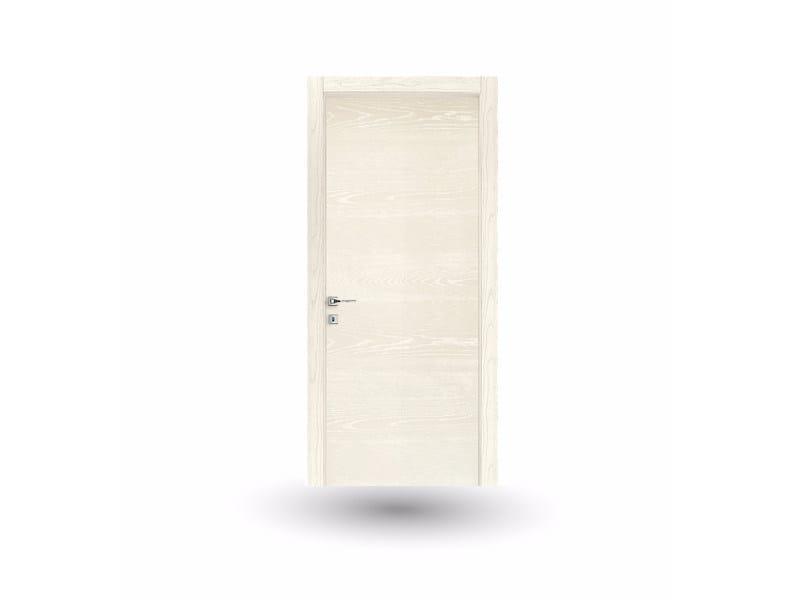 Hinged wooden door IMAGO 13 FRASSINO BIANCO - GD DORIGO