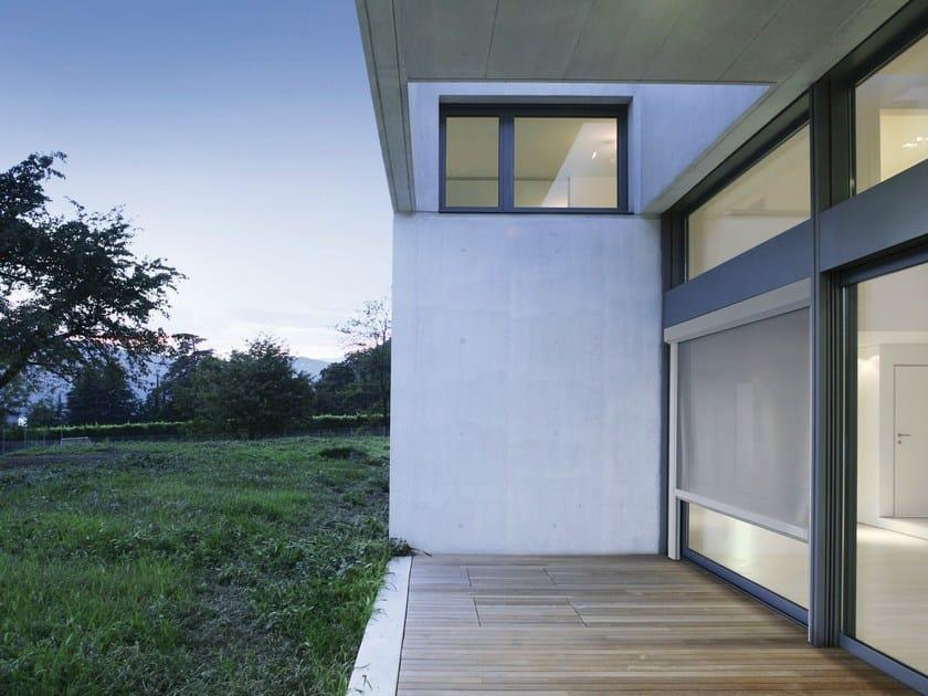 Box sliding awning 130 GPR | Awning by KE Outdoor Design