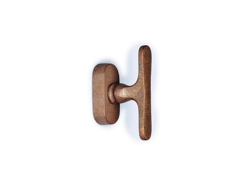 Bronze window handle PHT DK | Bronze window handle - Dauby