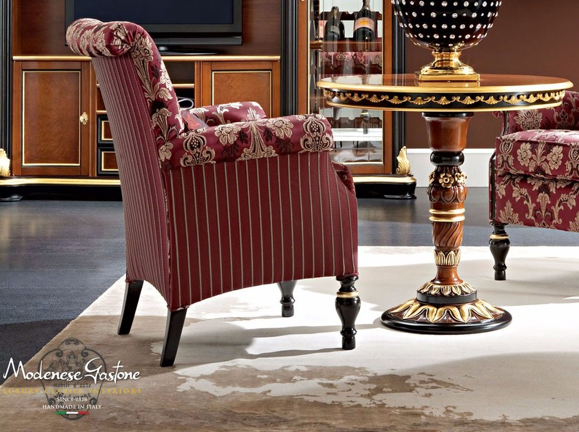 Living room set of  Italian furniture - Bella Vita Collection - Modenese Gastone