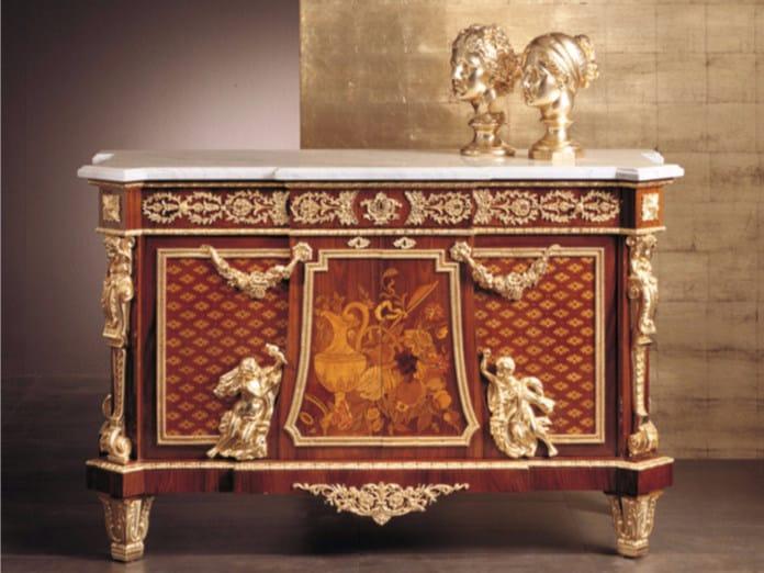 Wooden dresser 134G | Dresser - Rozzoni Mobili d'Arte