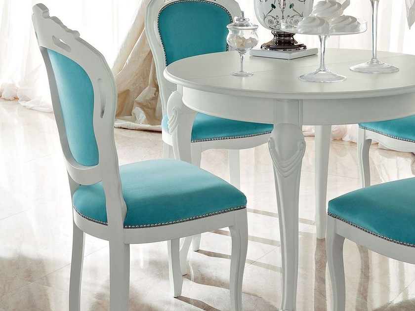 Upholstered chair 13518 | Chair by Modenese Gastone