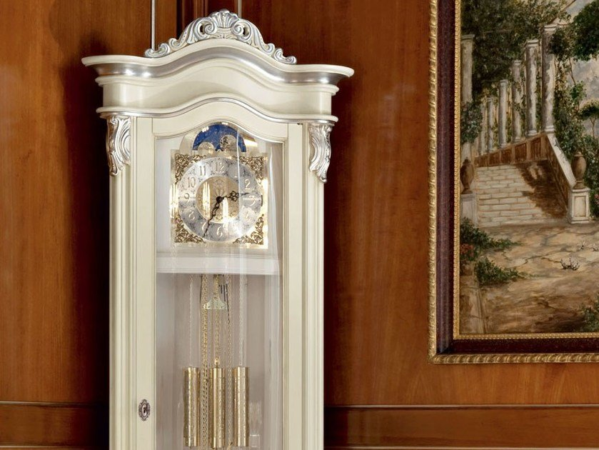 Grandfather clock luxury interior design - Bella Vita Collection - Modenese Gastone