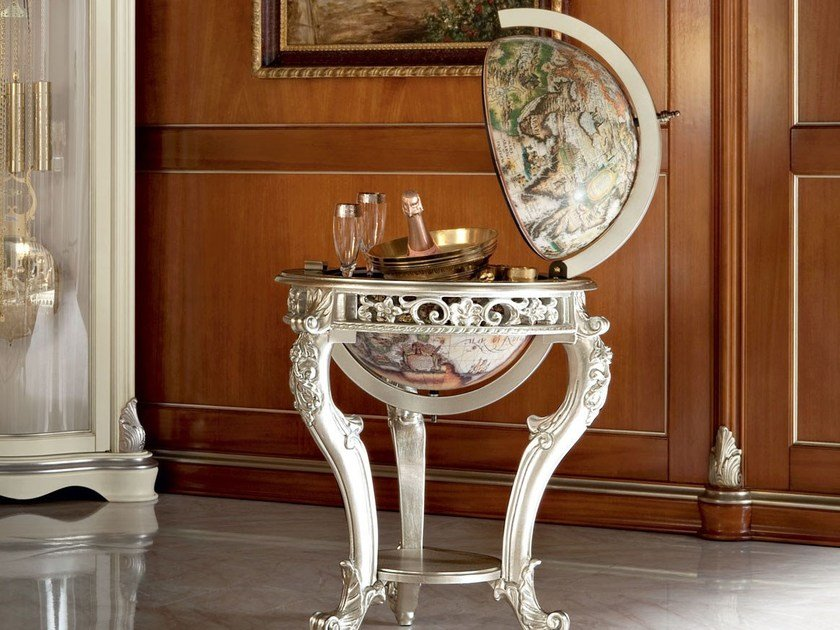 Globe bar luxury interior design - Bella Vita Collection - Modenese Gastone