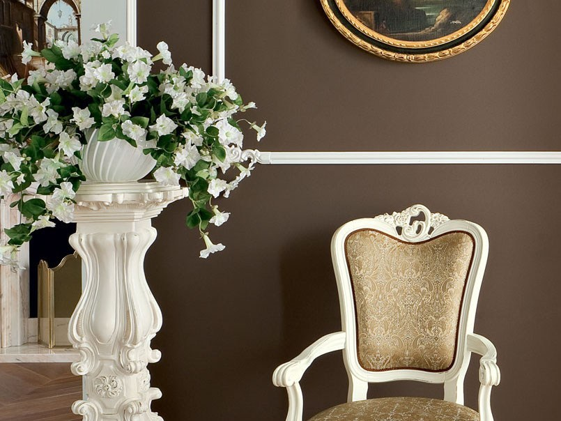 Dining room-luxury vase stand - Bella Vita Collection - Modenese Gastone