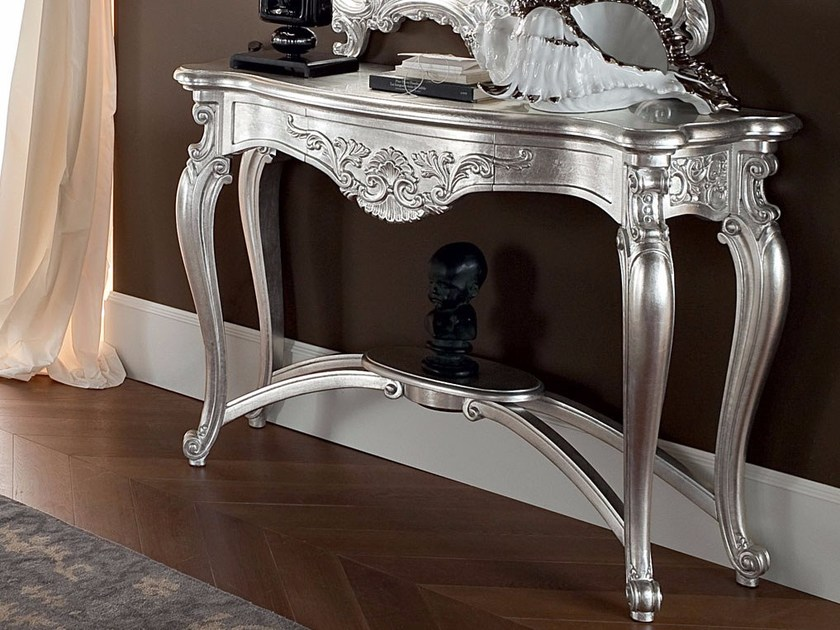 Rectangular wooden console table 13638 | Console table by Modenese Gastone