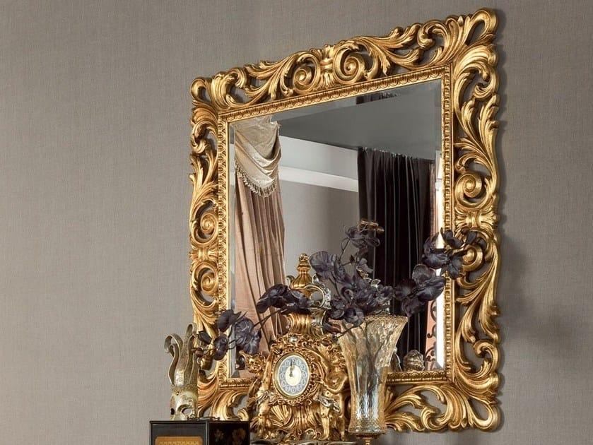 Carved mirror - Bella Vita Collection - Modenese Gastone