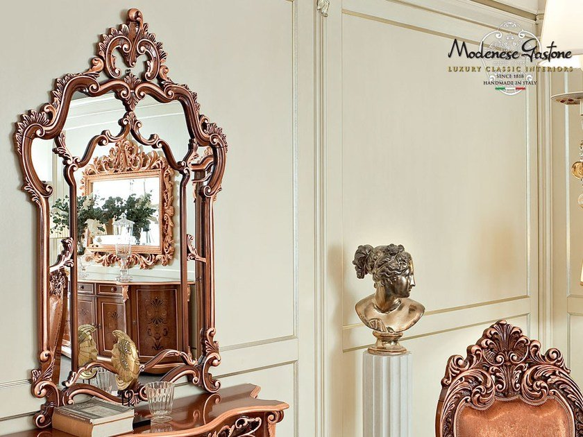 Luxury Italian mirror - Bella Vita Collection - Modenese Gastone