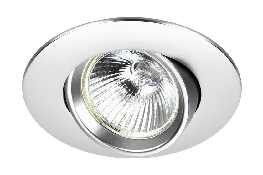 Swivel recessed spotlight 160 - ONOK Lighting