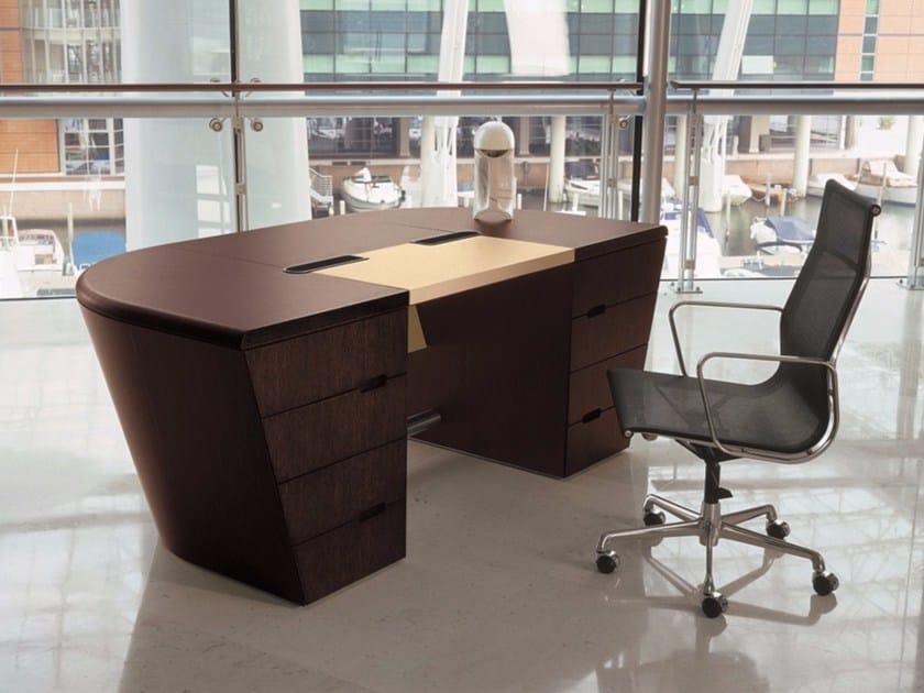 Sectional office desk 16GRADI | Office desk by ARTOM by Ultom