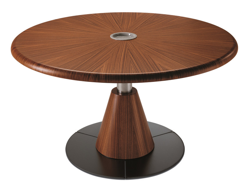 Round meeting table 16GRADI | Round table by ARTOM by Ultom