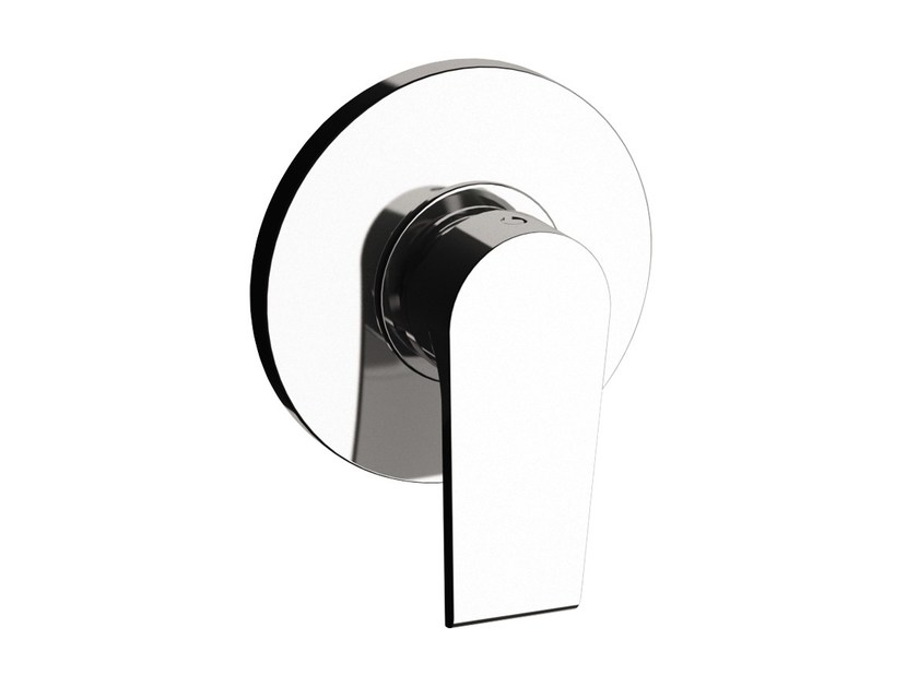 Contemporary style chrome-plated shower mixer ARTIC 179-AT | Shower mixer - Rubinetterie Mariani