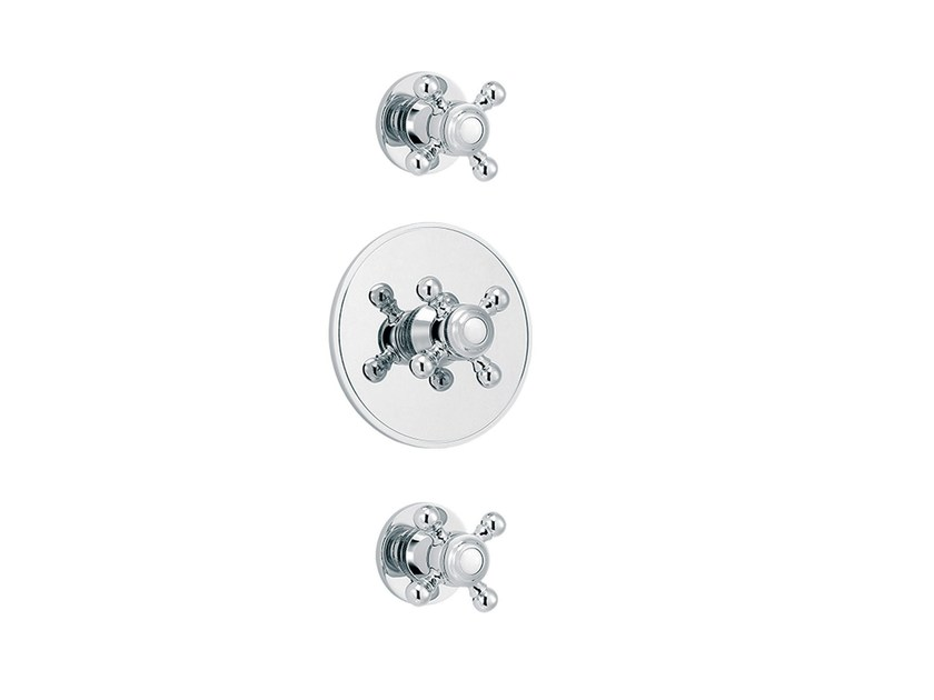 3 hole thermostatic shower mixer 1920-1921 | 3 hole thermostatic shower mixer - rvb