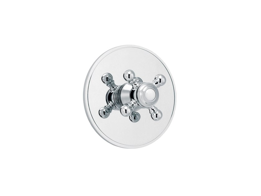 1 hole thermostatic shower tap 1920-1921 | Thermostatic shower tap - rvb