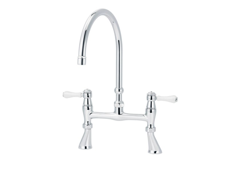 2 hole kitchen mixer tap 1935 LIMOGES | 2 hole kitchen mixer tap - rvb