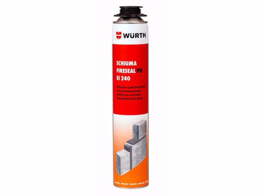 Fire protection foam 1C FIRE PROTECTION FOAM PU EI 240 - Würth