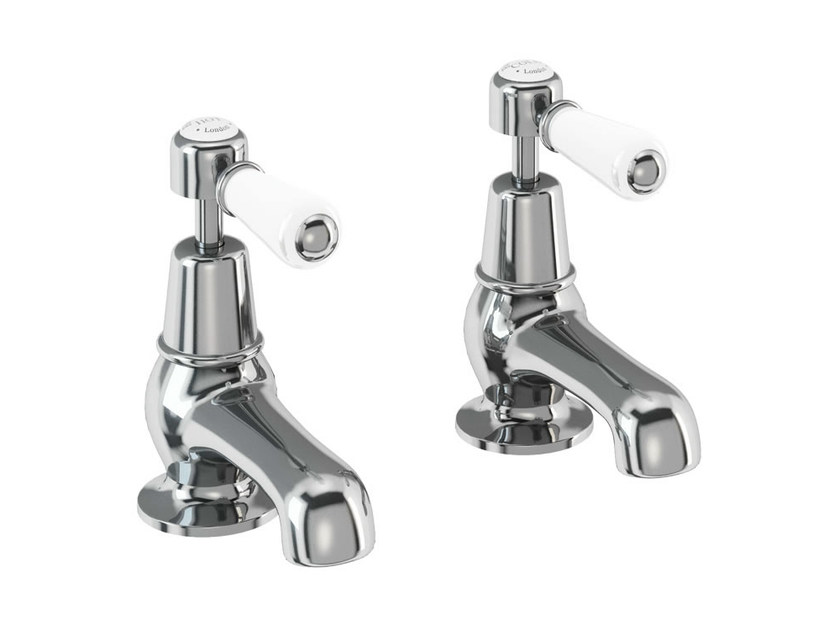 2 hole countertop chromed brass washbasin tap KENSINGTON | 2 hole washbasin tap - Polo