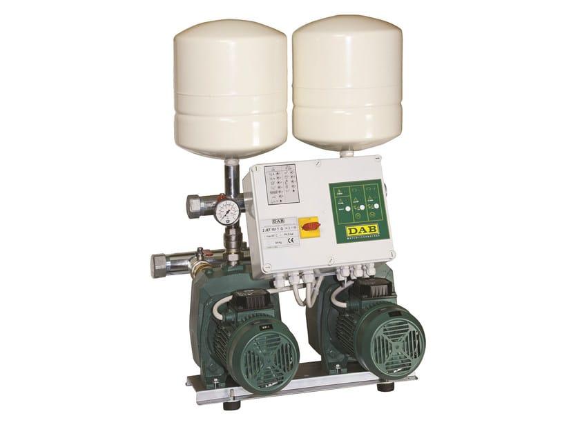 Set with 2 self-priming pumps 2 JET by Dab Pumps