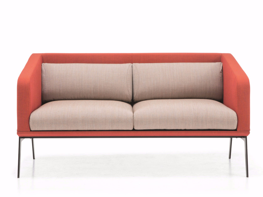 2 seater sofa METRO 15 | 2 seater sofa by Emmegi