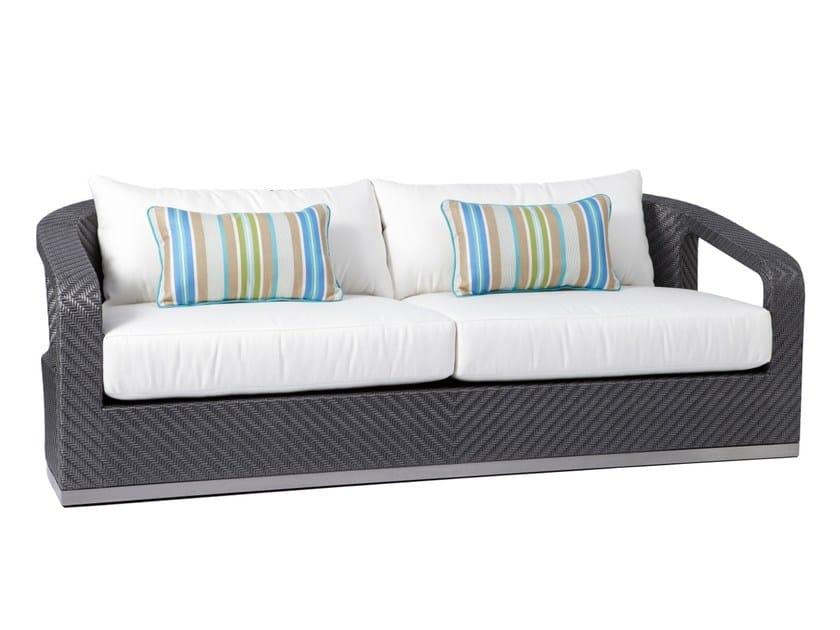 2 seater garden sofa CRUISE | 2 seater sofa - 7OCEANS DESIGNS