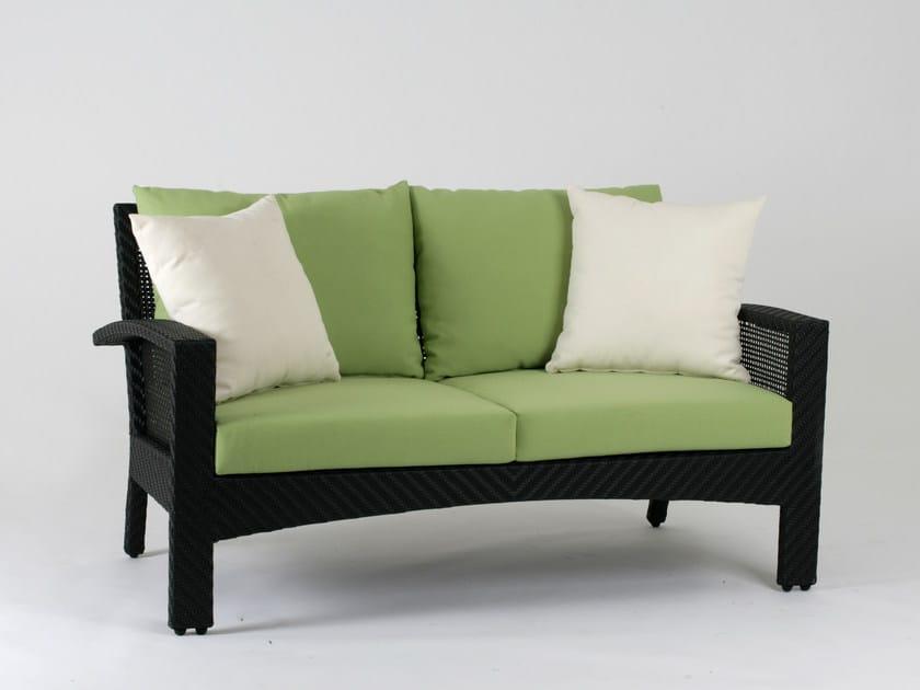 2 seater garden sofa CEDAR | 2 seater sofa - 7OCEANS DESIGNS