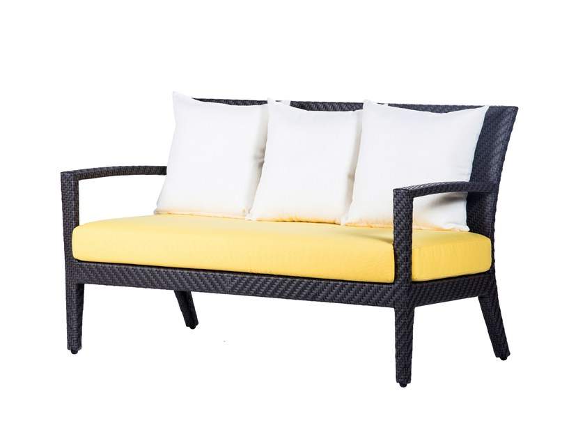 2 seater garden sofa HAVANA | 2 seater sofa - 7OCEANS DESIGNS