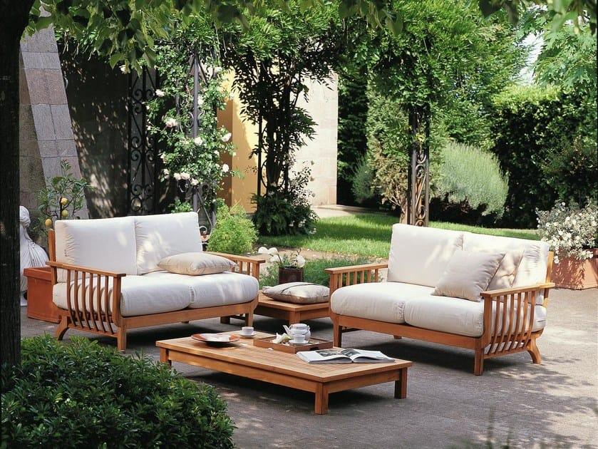 2 seater leisure sofa CHELSEA   2 seater sofa by Unopiù