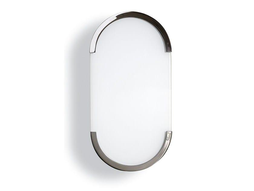 Applique a luce diretta in vetro 2069 | Applique - Jean Perzel