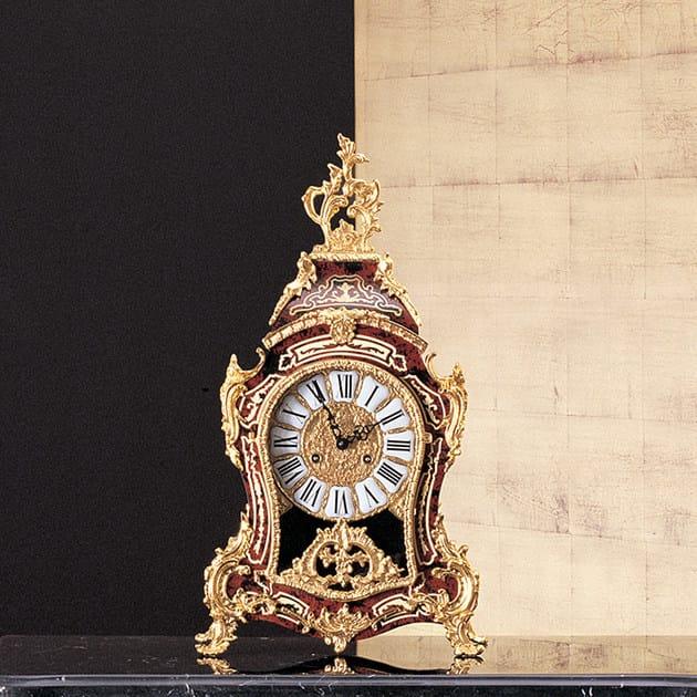 Table-top wooden clock 20701 | Clock - Rozzoni Mobili d'Arte