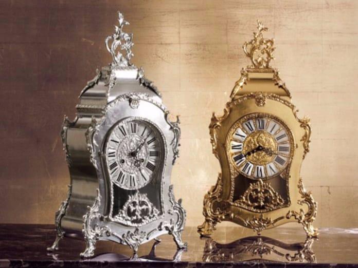Table-top clock 20702 | Clock - Rozzoni Mobili d'Arte