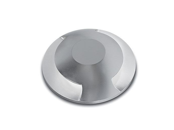 LED walkover light steplight 210/INOX by NOBILE ITALIA