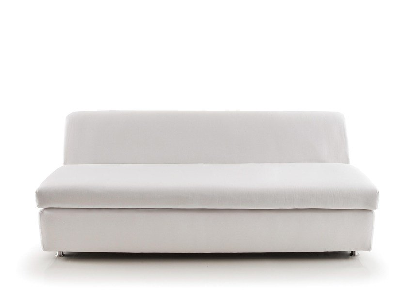 Fabric sofa bed with removable cover 2105 NEW TANK | Fabric sofa bed by Vibieffe