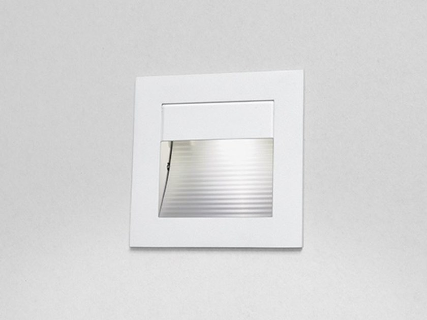 LED wall-mounted steplight 216 by NOBILE ITALIA
