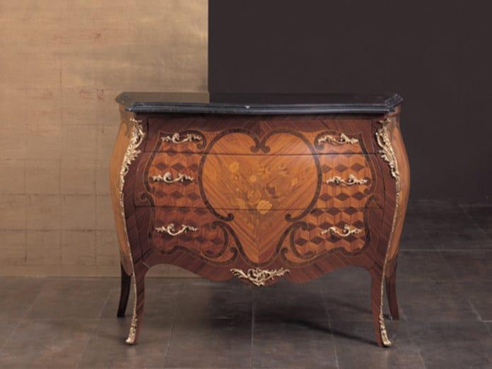 Wooden dresser 22G | Dresser by Rozzoni