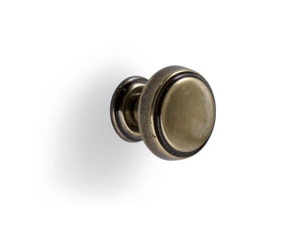 Classic style Zamak Furniture knob 23862 | Furniture knob - Cosma